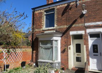 Thumbnail 2 bed end terrace house for sale in Laurel Avenue, Hull