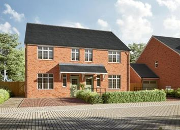 3 bed semi-detached house for sale in Broadmeadow Park, Abby Road, Sandbach CW11