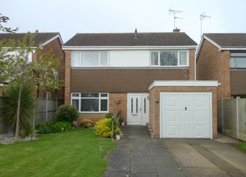 Thumbnail 5 bedroom detached house for sale in Buckland Road, Stafford