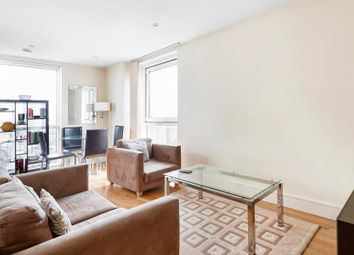 Thumbnail 1 bed flat for sale in Wharfside Point, Canary Wharf