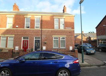 Thumbnail 4 bed terraced house for sale in Wansbeck Road, Jarrow