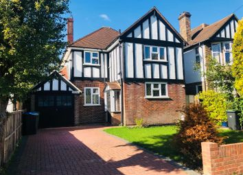Thumbnail 4 bed detached house to rent in Avondale Avenue, Worcester Park