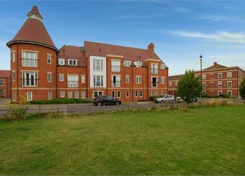 Thumbnail 2 bed flat for sale in Peterson Drive, New Waltham, Grimsby, Lincolnshire