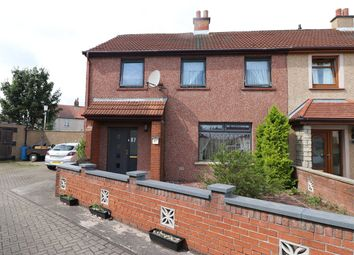 Thumbnail 3 bed end terrace house for sale in Lime Grove, Methil, Leven