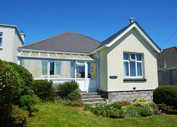 Thumbnail 3 bedroom bungalow for sale in Kimberley Park Road, Falmouth