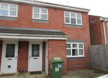 Thumbnail 1 bedroom flat to rent in Canterbury Drive, Rugeley