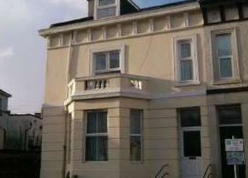 Thumbnail 1 bedroom flat to rent in Moor View Terrace, Mutley, Plymouth