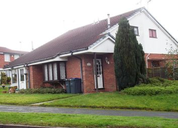 Thumbnail 1 bed bungalow to rent in Willmore Grove, Kings Norton, Birmingham