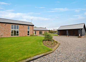 Thumbnail 4 bed barn conversion for sale in Ashburton Road, Ickburgh, Thetford
