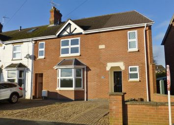 Thumbnail 3 bed terraced house for sale in Brooke Road, Oakham