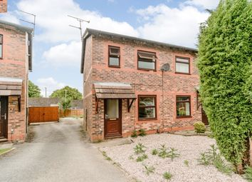 Thumbnail 2 bedroom semi-detached house for sale in Lionel Grove, Stoke-On-Trent, Stoke-On-Trent
