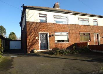 Thumbnail 3 bed semi-detached house for sale in Janice Drive, Fulwood, Preston