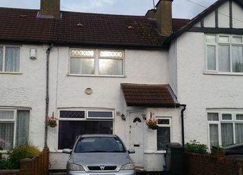 Thumbnail 2 bedroom terraced house to rent in Marden Road, Croydon