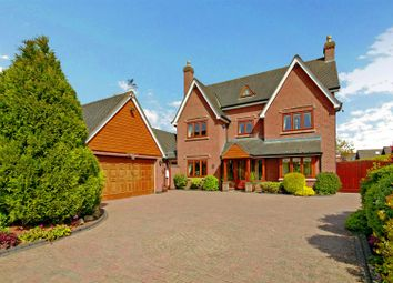 Thumbnail 5 bed property for sale in Kingfisher Way, Sheepy Parva, Atherstone