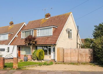 Thumbnail 2 bed semi-detached house for sale in Mansfield Road, Worthing
