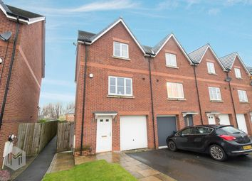 Thumbnail 4 bed town house for sale in Harrier Close, Lostock, Bolton