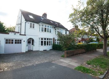 Thumbnail 5 bed semi-detached house for sale in Grange Gardens, Pinner, Middlesex