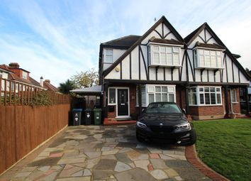 Thumbnail 3 bed semi-detached house to rent in Austyn Gardens, Surbiton