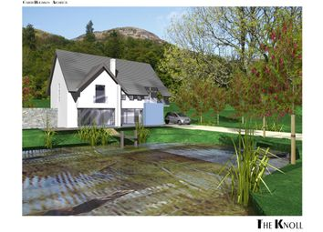 Thumbnail 5 bed detached house for sale in The Knoll, Glentarken Park, St Fillans