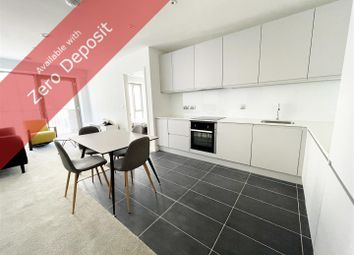Thumbnail 2 bed flat to rent in Local Crescent, 2 Hulme Street, Salford