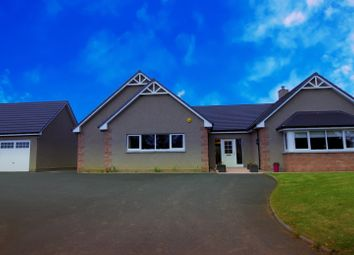 Thumbnail 5 bed bungalow for sale in Alford