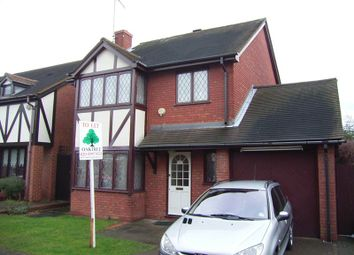 Thumbnail 3 bed detached house to rent in Groveside Close, London