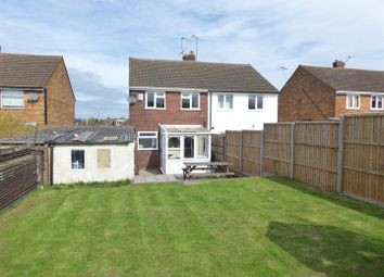 Thumbnail 2 bedroom semi-detached house for sale in Macaulay Road, Luton
