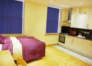 Thumbnail 1 bed flat to rent in Player Street, Nottingham