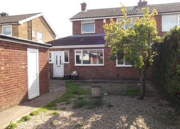 Thumbnail Room to rent in Eastfield Crescent, Badger Hill, York
