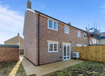 3 bed terraced house for sale in Walnut Grove, Furge Lane, Henstridge, Templecombe BA8
