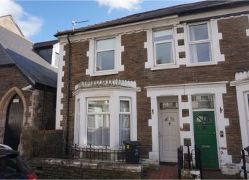 Thumbnail 2 bed terraced house to rent in Keppoch Street, Cardiff