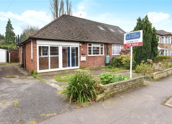 Thumbnail 2 bedroom semi-detached bungalow for sale in Birchmead Avenue, Pinner, Middlesex