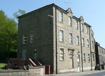 Thumbnail 2 bedroom flat to rent in Market Street, Whitworth, Rochdale