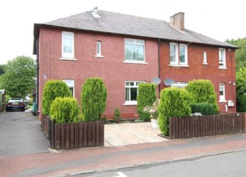 Thumbnail 2 bed flat for sale in Monteith Place, Blantyre, Glasgow