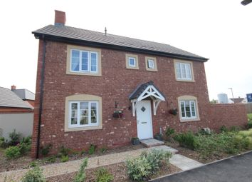 Thumbnail 4 bed detached house to rent in Helwell Street, Watchet