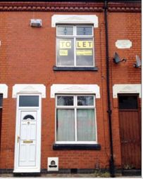 Thumbnail 3 bed terraced house to rent in Corporation Street, Leicester