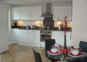 Thumbnail 1 bed flat to rent in The Zinc Building, Bankwell Road, London