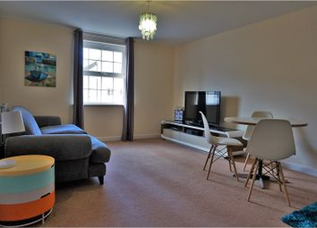 Thumbnail 2 bedroom flat for sale in Old Park Avenue, Exeter