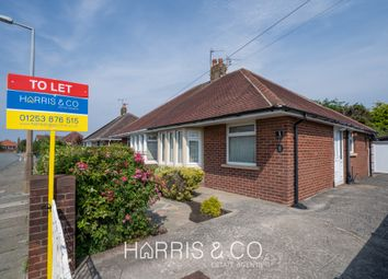 Thumbnail 2 bed bungalow to rent in Tennyson Avenue, Thornton-Cleveleys, Lancashire