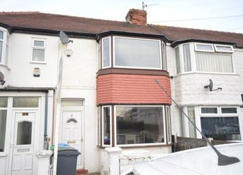 Thumbnail 2 bedroom terraced house for sale in Southbank Avenue, Blackpool