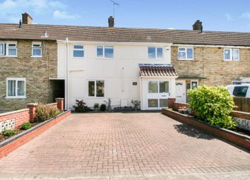 Thumbnail 3 bed end terrace house for sale in Finchingfield Way, Colchester