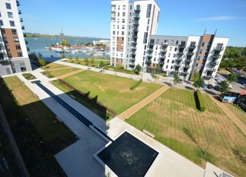Thumbnail 2 bed flat to rent in Peninsula Quay, Pegasus Way, Gillingham