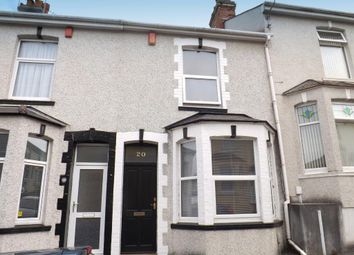Thumbnail 2 bed terraced house to rent in Balmoral Avenue, Plymouth