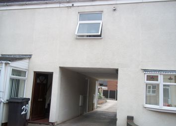 Thumbnail 1 bed maisonette to rent in Chapel Street, Swadlincote