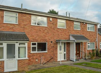 Thumbnail 3 bed town house for sale in Jennett Close, Thurnby Lodge, Leicester