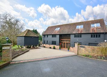 Thumbnail 4 bed barn conversion for sale in White Rose Lane, Woking