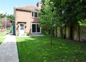 Thumbnail 3 bedroom property for sale in Hall Lane, Wacton