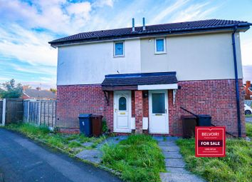Thumbnail 2 bed terraced house for sale in Banstead Close, Wolverhampton