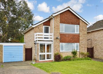 Thumbnail 3 bed detached house for sale in Lancaster Drive, East Grinstead