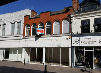 Thumbnail Retail premises to let in Burlington Street, Chesterfield